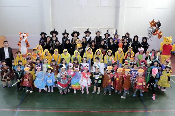 未就園児イベント「キャンディーボックスづくり」のお知らせ 写真その1