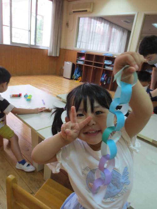 天津Kidsの7月の様子 写真 その1