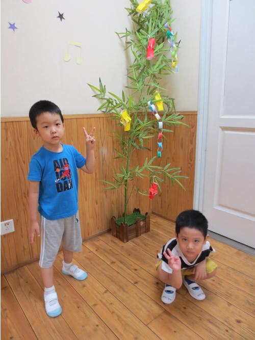 天津Kidsの7月の様子 写真 その2