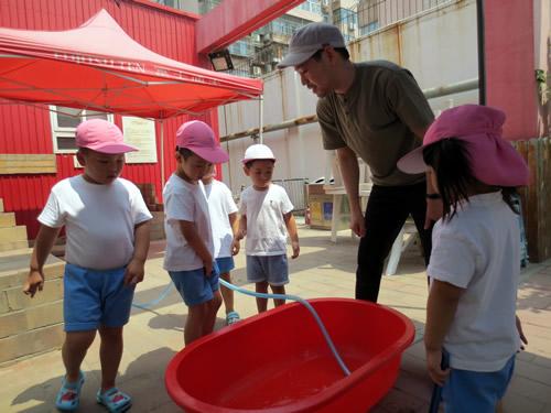 天津Kidsの7月の様子 写真 その6