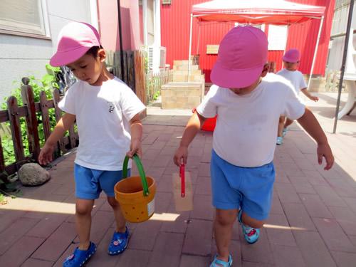 天津Kidsの7月の様子 写真 その7