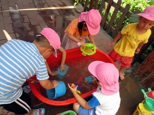天津Kidsの7月の様子 写真 その9