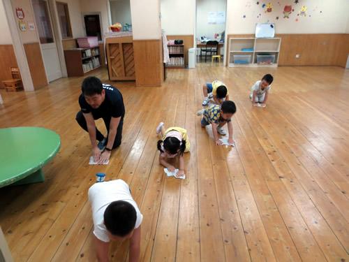 天津Kidsの7月の様子 写真 その12