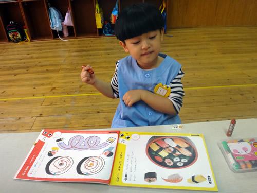 天津Kids11月の様子 写真 その1