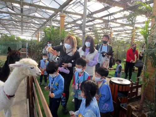 天津Kids11月の様子 写真 その4