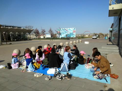 天津Kids11月の様子 写真 その7