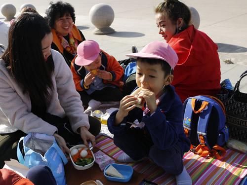 天津Kids11月の様子 写真 その8