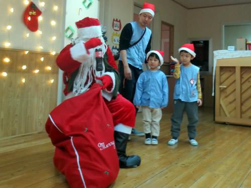 天津Kids12月の様子 写真 その1