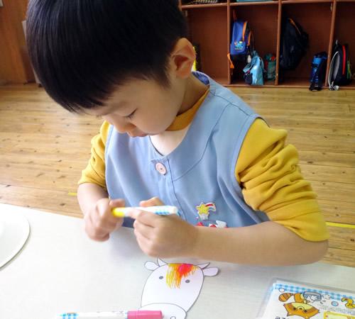 天津Kids1月の様子 写真 その1