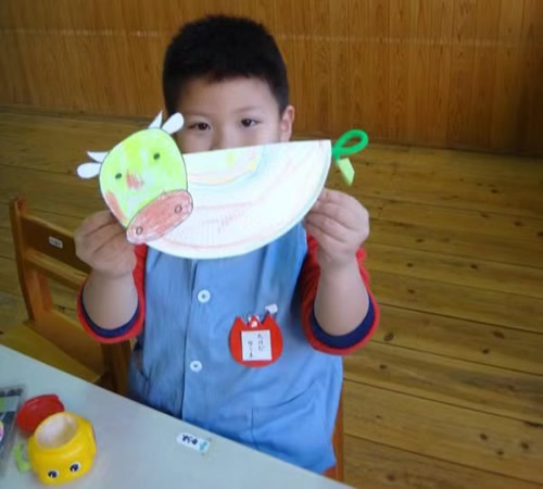 天津Kids1月の様子 写真 その2