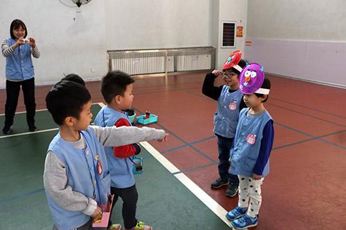 天津Kids2月の様子 写真 その1