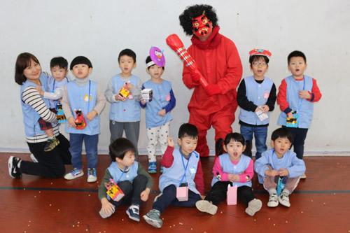 天津Kids2月の様子 写真 その4