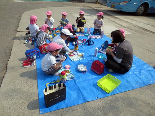 3月の天津Kidsの様子 写真 その5