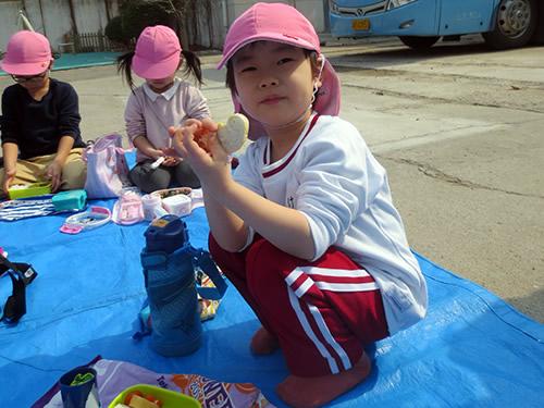3月の天津Kidsの様子 写真 その6