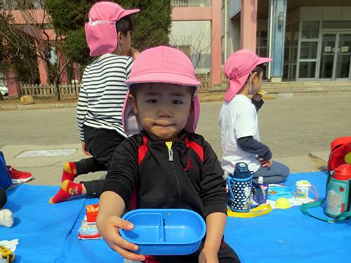 3月の天津Kidsの様子 写真 その7