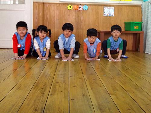 3月の天津Kidsの様子 写真 その9