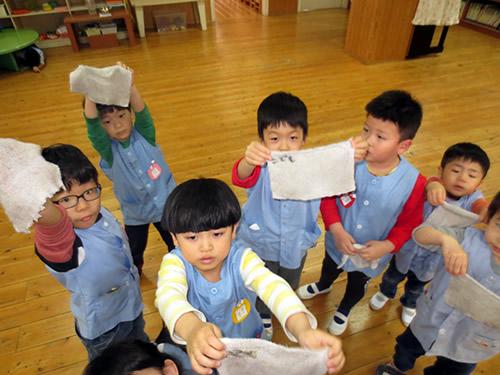 3月の天津Kidsの様子 写真 その10