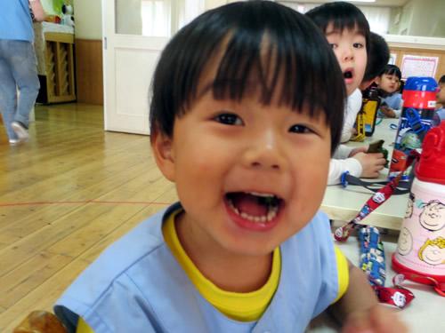 5月の天津Kidsの様子 写真 その2