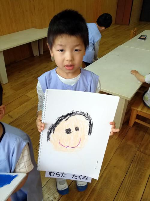 5月の天津Kidsの様子 写真 その4