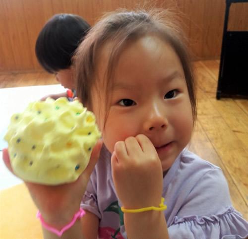5月の天津Kidsの様子 写真 その7