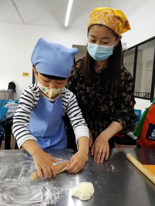 5月の天津Kidsの様子 写真 その10