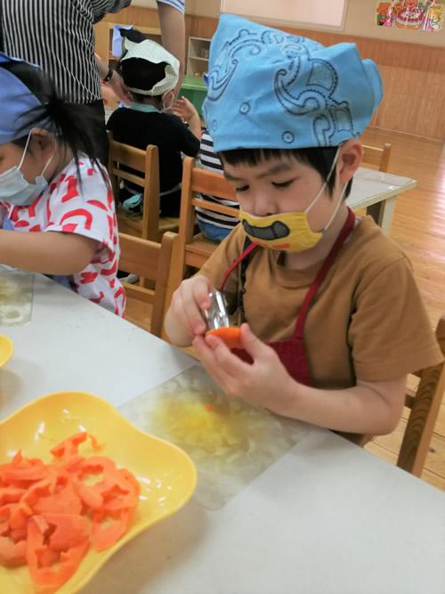 5月の天津Kidsの様子 写真 その15