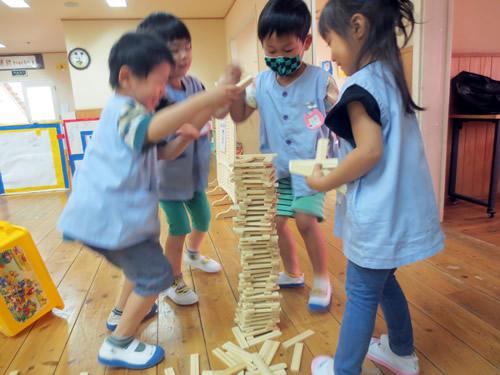 6月天津Kidsの様子 写真 その9