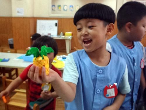 7月天津Kidsの様子 写真 その2