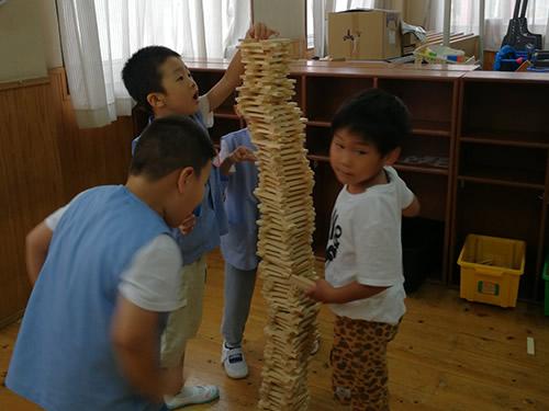 7月天津Kidsの様子 写真 その3