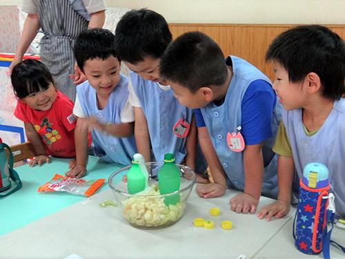 7月天津Kidsの様子 写真 その12