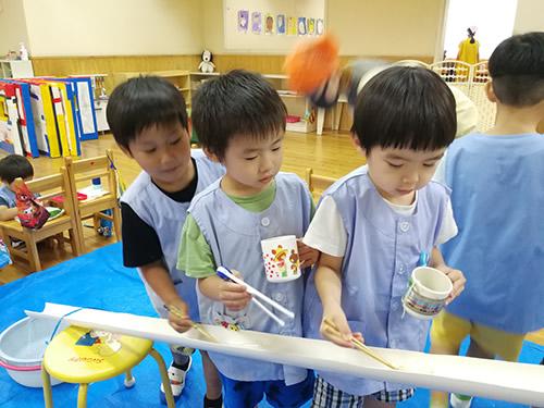 7月天津Kidsの様子 写真 その9