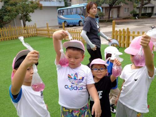 9月天津Kidsの様子 写真 その10