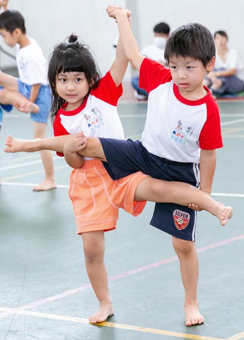 9月天津Kidsの様子 写真 その5
